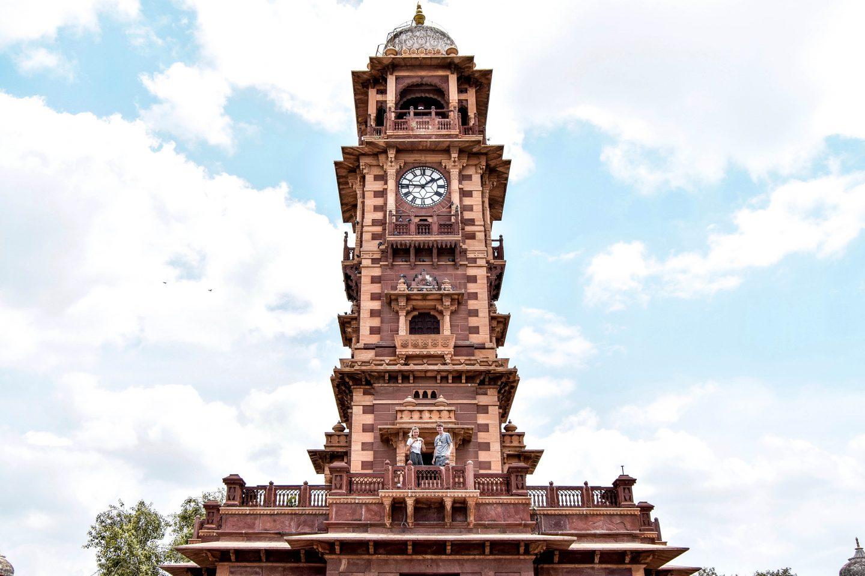 Ghanta Ghar Jodhpur Clock Tower Things To Do In Jodhpur