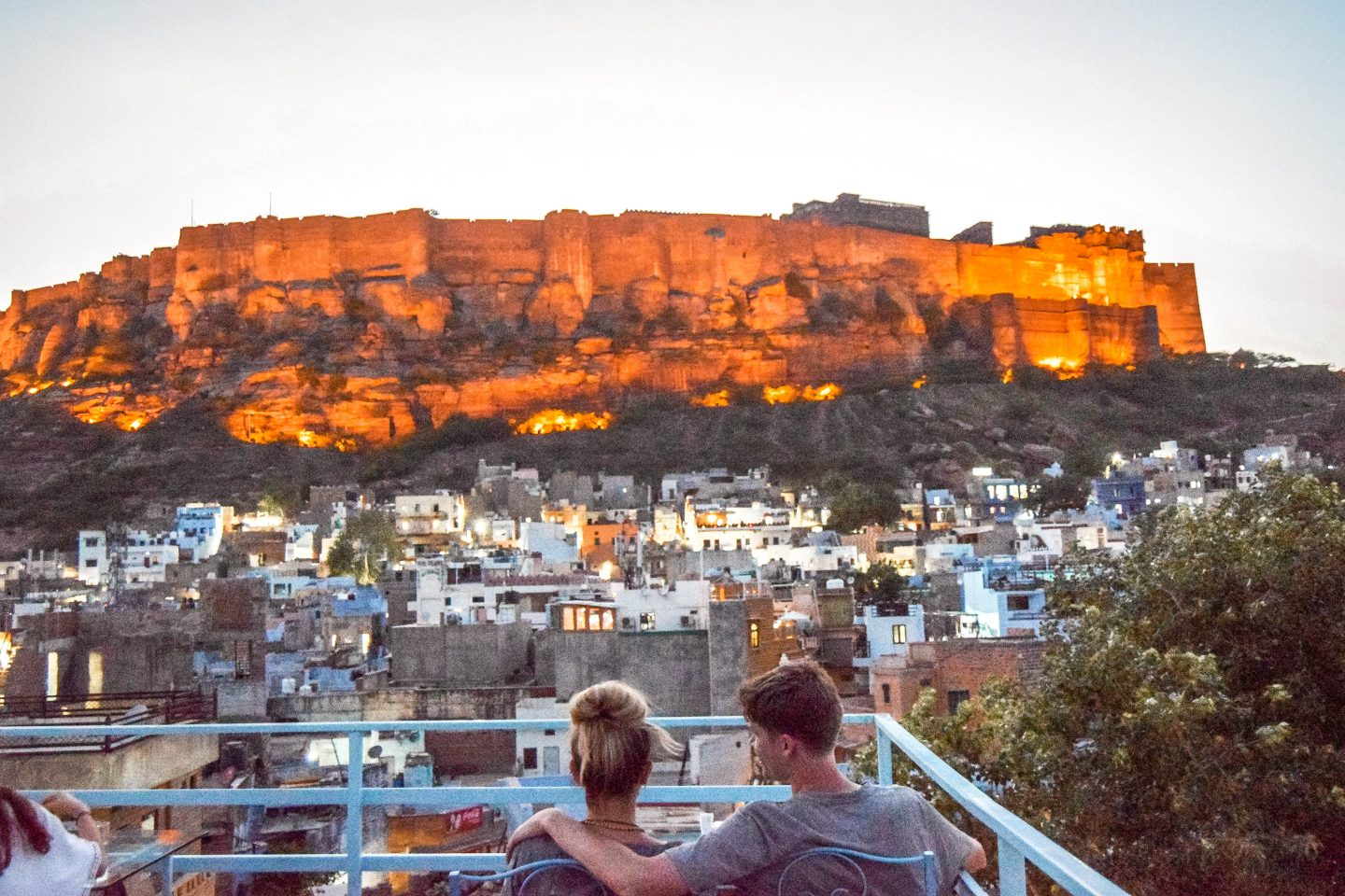 Mehrangarh Fort At Night Things To Do & Places To Visit In Jodhpur