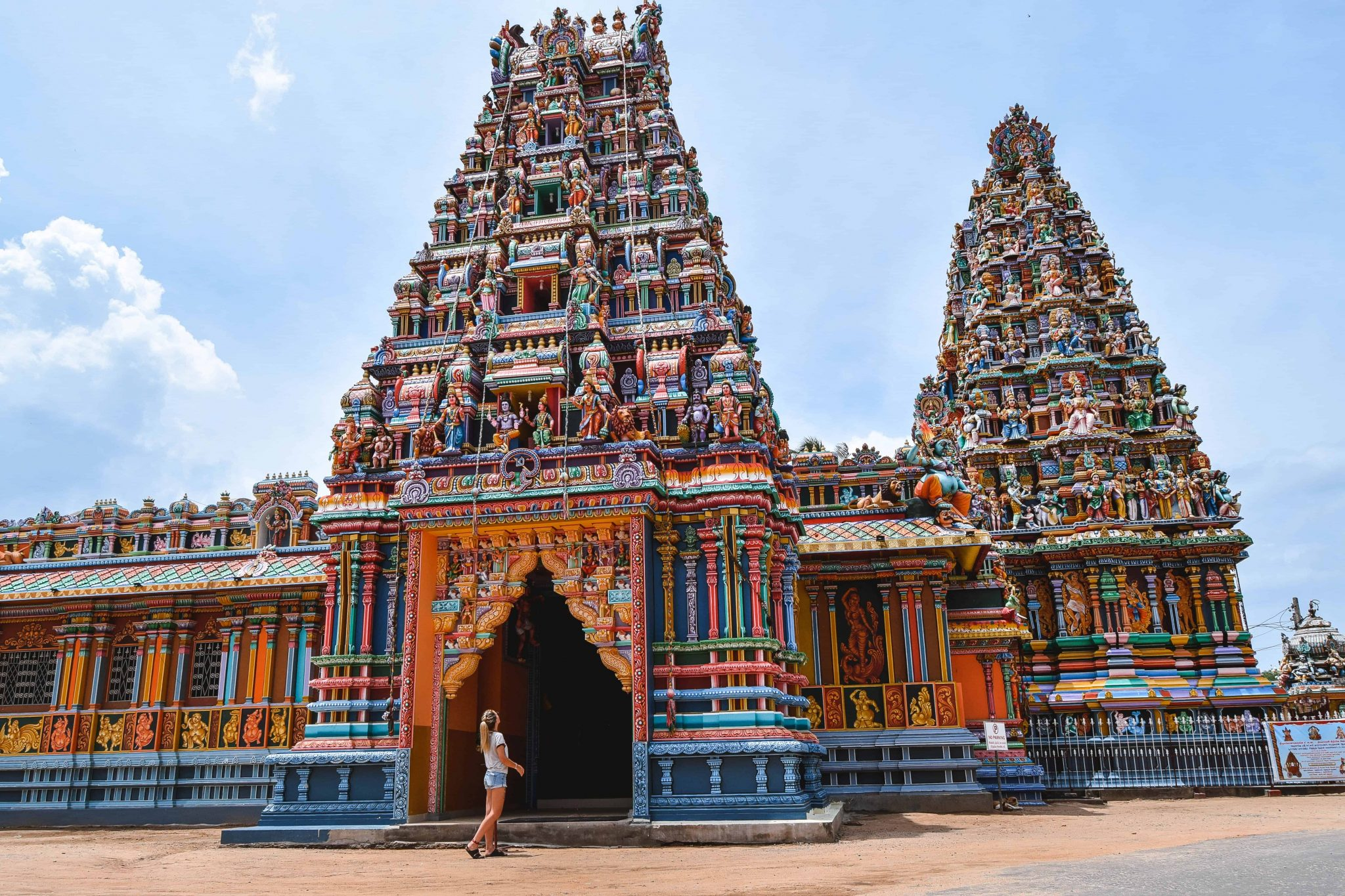 Wanderers & Warriors - Sri Lanka Itinerary - Places To Visit In Sri Lanka - Trincomalee temple
