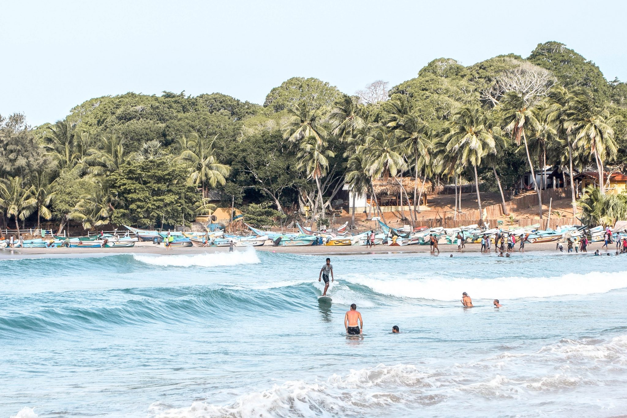 Wanderers & Warriors - Best Surf Spots In Sri Lanka Surf Spots - Things To Do In Arugam Bay Sri Lanka - Surfing Arugam Bay Beach