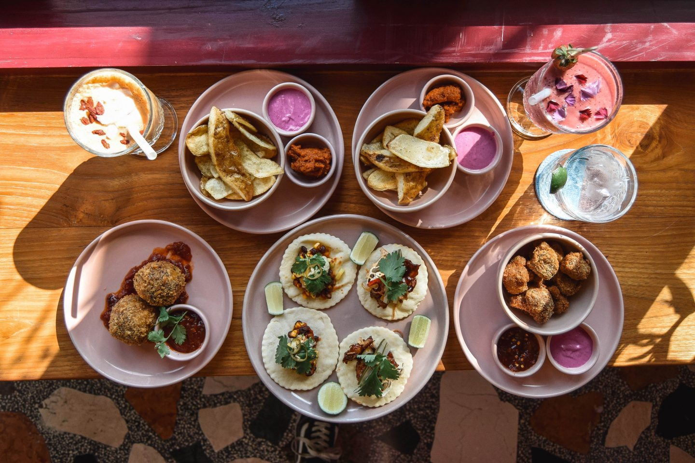 Neon Palms Seminyak Best Restaurants In Seminyak Bali