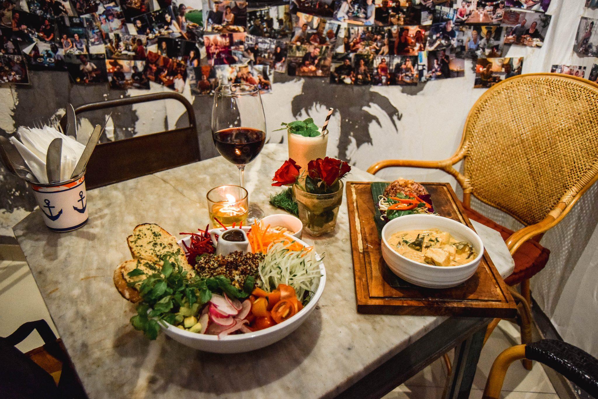 Wanderers & Warriors - MyWarung Bali - Best Restaurants In Canggu Restaurants