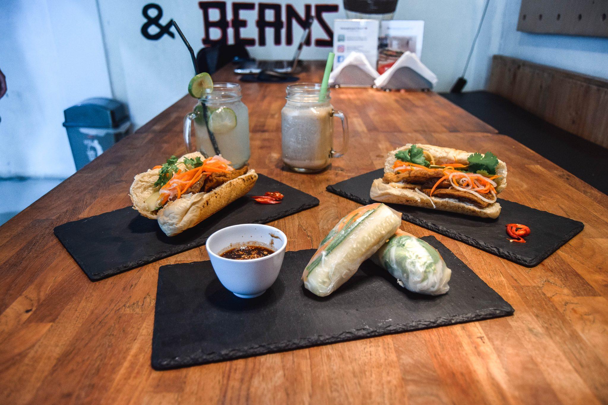 Wanderers & Warriors - Bahn Mi & Beans Canggu Bali - Best Restaurants In Bali Restaurants - Best Restaurants In Canggu