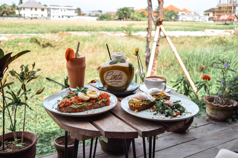 Cinta Canggu Best Restaurants In Canggu Bali