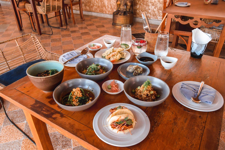 Ji Restaurant Canggu Best Restaurants In Canggu Bali
