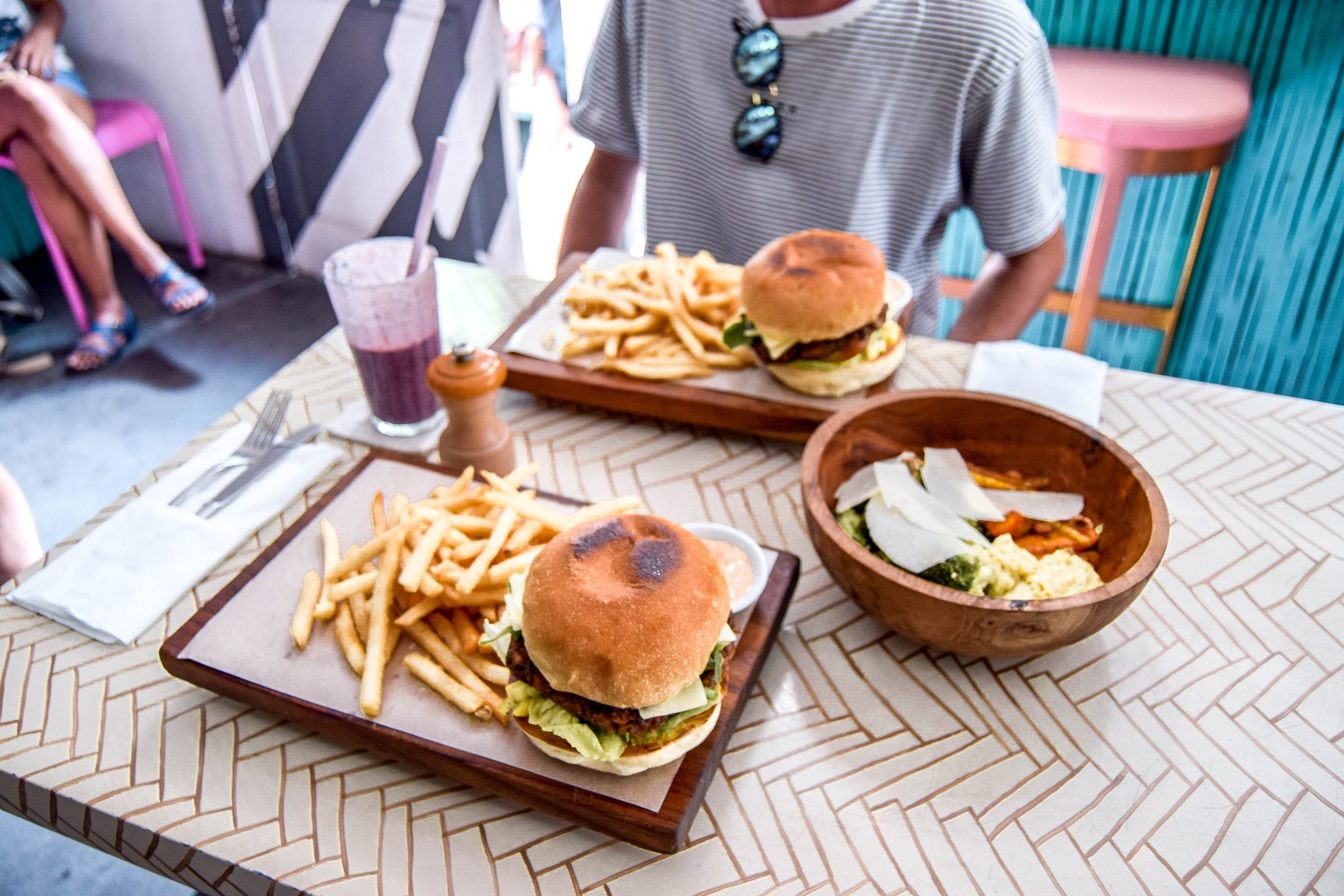Wanderers & Warriors - Sea Circus Seminyak - Best Restaurants In Bali Restaurants - Best Restaurants In Seminyak