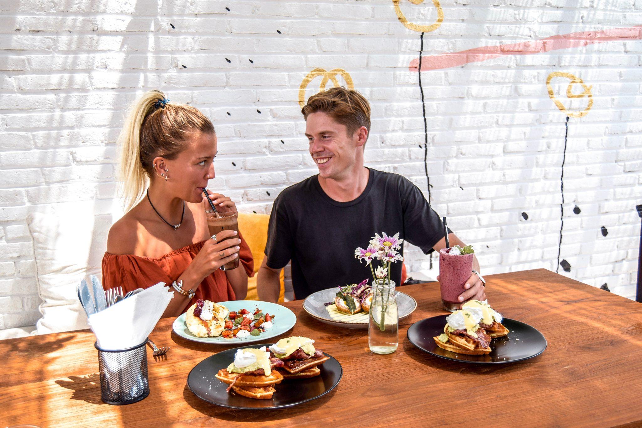 Wanderers & Warriors - Charlie & Lauren UK Travel Couple - Kembali Berawa - Best Restaurants In Bali Restaurants - Best Restaurants In Berawa