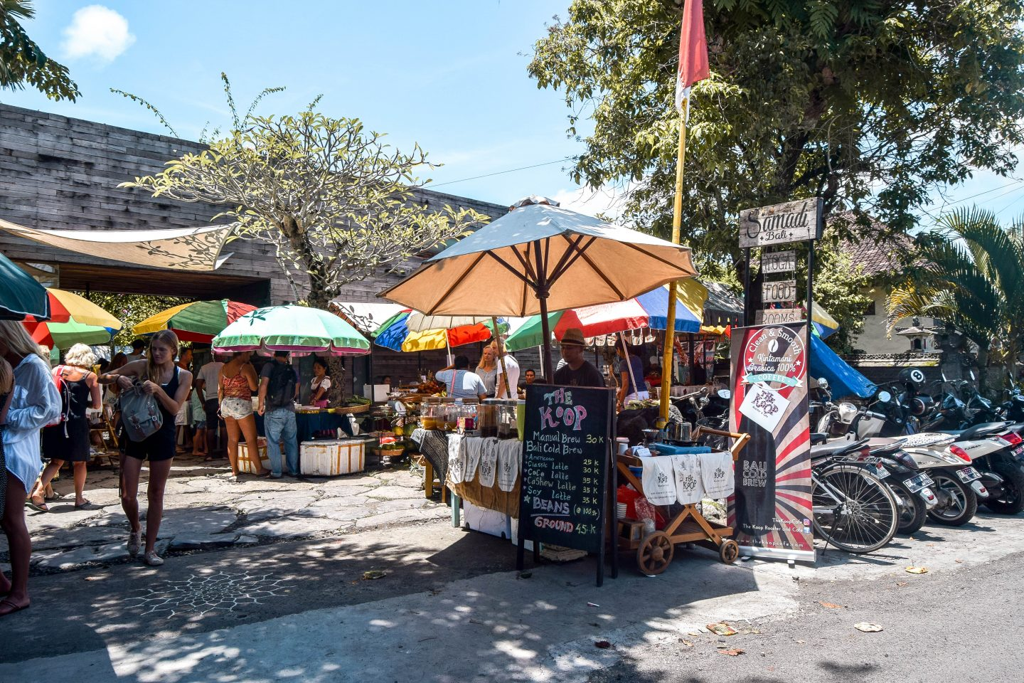 Wanderers & Warriors - Samadi Market - Markets In Bali - A Canggu Market Guide Indonesia