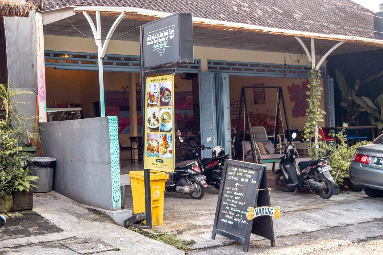Wanderers & Warriors - Niken Warung - The Best Warungs In Canggu - Where To Eat Local