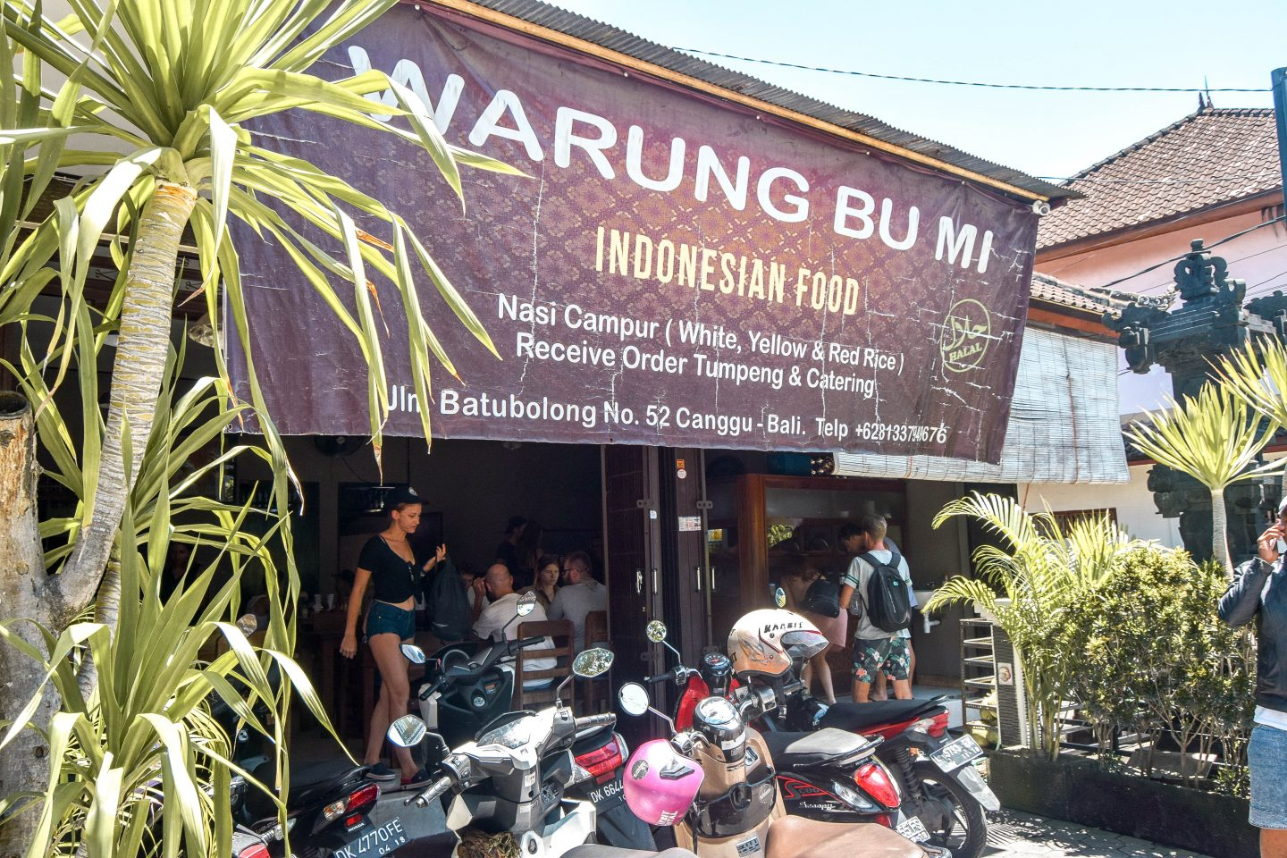 Warung Bumi Canggu Best Warungs In Canggu Bali Bucket List