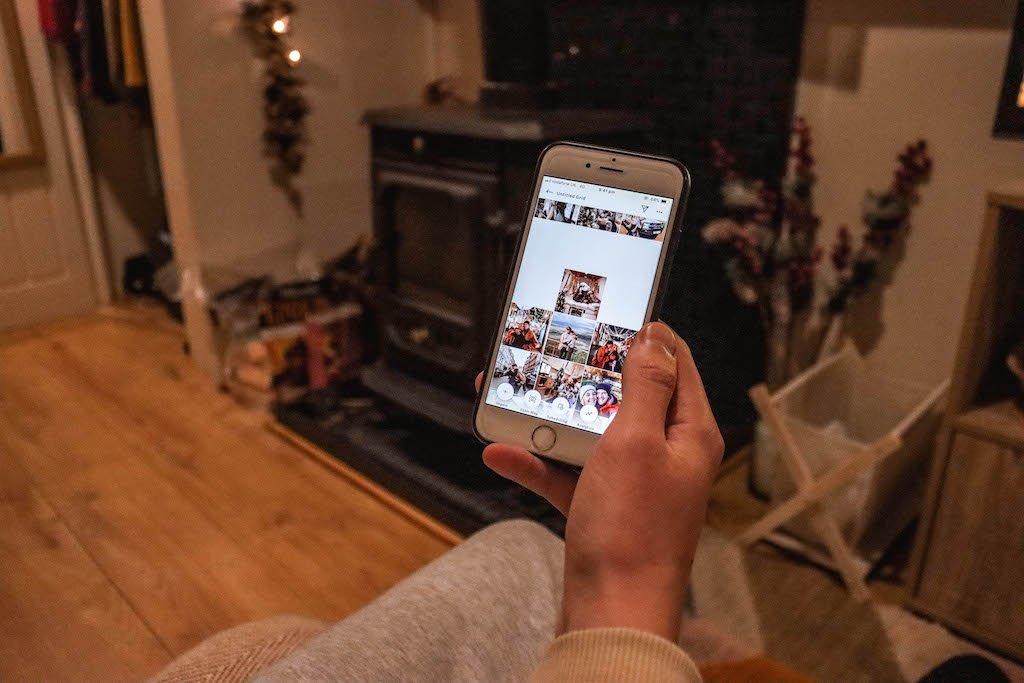 iPhone 6 Unum App Travel Photography Gear