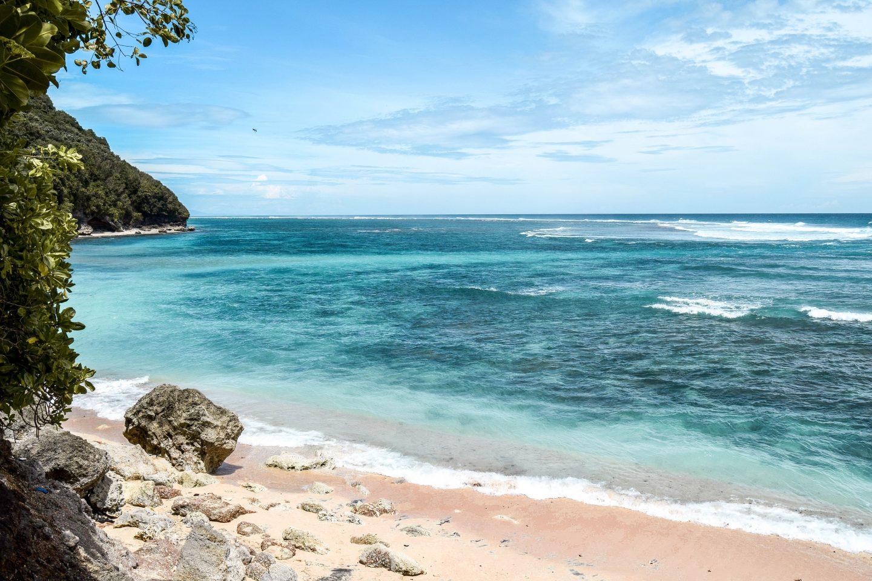 Green Bowl Beach Uluwatu Beaches Best Beaches In Uluwatu