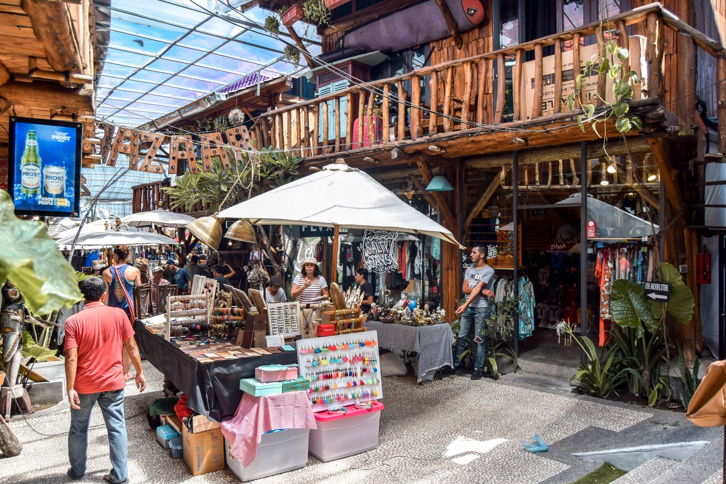 Wanderers & Warriors - Love Anchor Market -Markets In Bali - A Canggu Market Guide