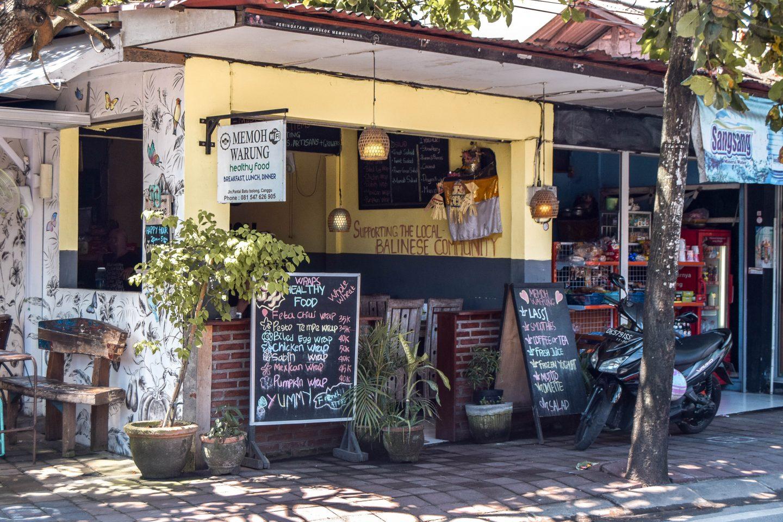 Wanderers & Warriors - Memoh Warung - The Best Warungs In Canggu - Where To Eat Local