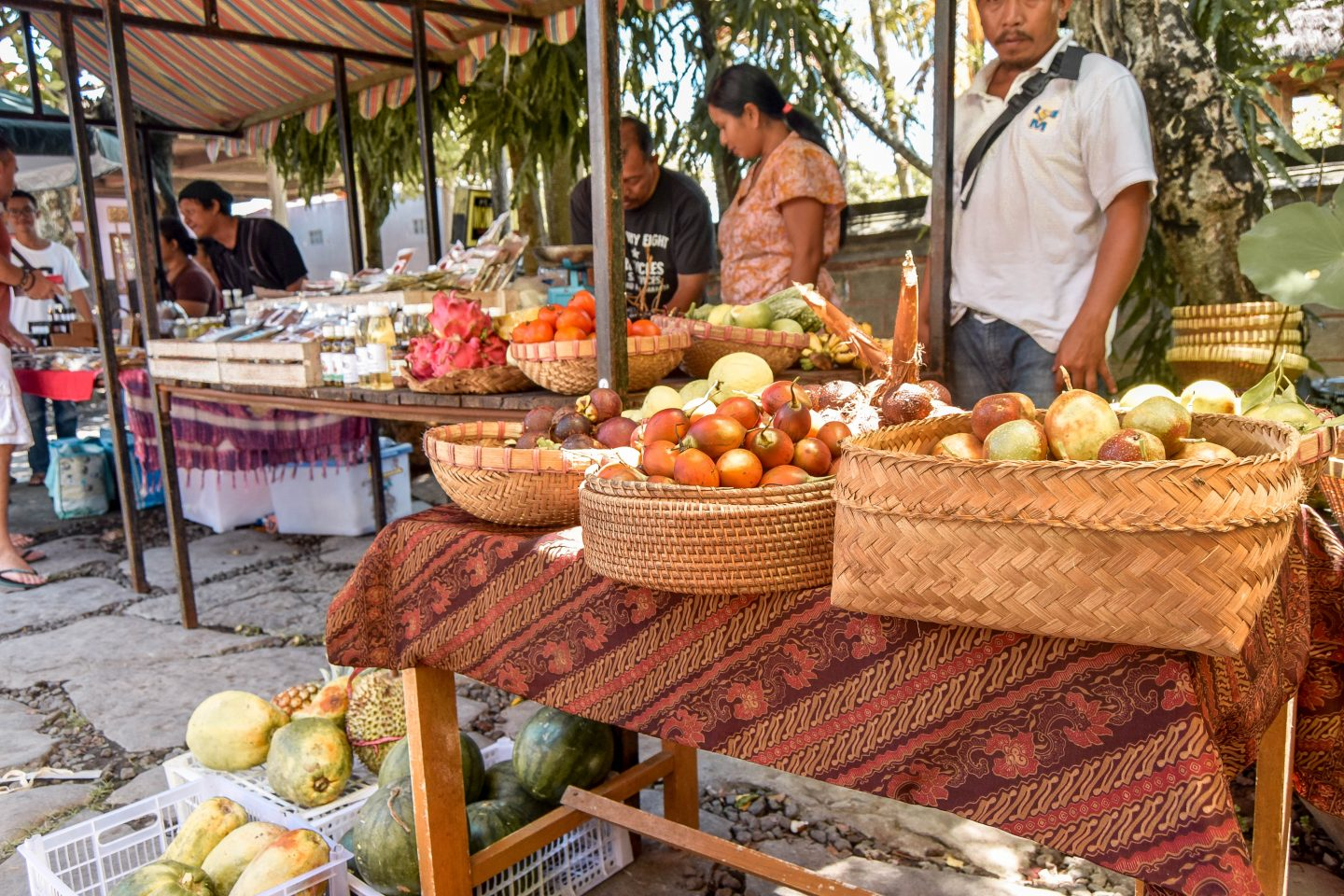 Wanderers & Warriors - Samadi Market - Markets In Bali - A Canggu Market Guide