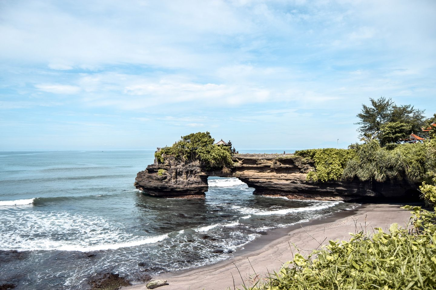 Tanah Lot Temple Canggu Things To Do In Canggu Bali Bucket List
