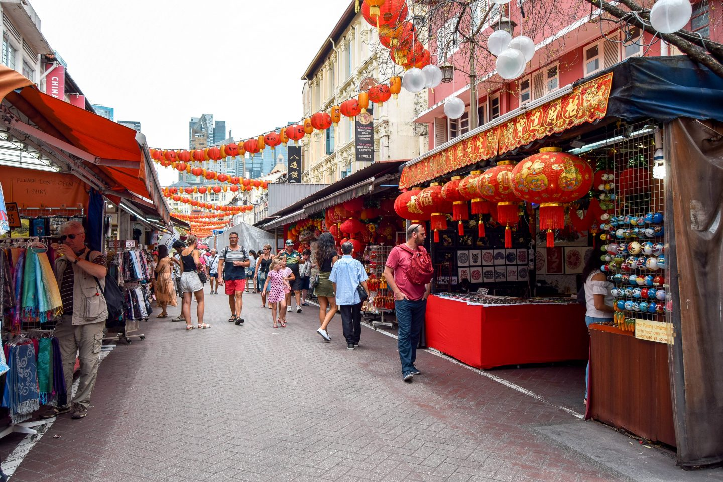 Wanderers & Warriors - Chinatown - Best Things To Do In Singapore Itinerary