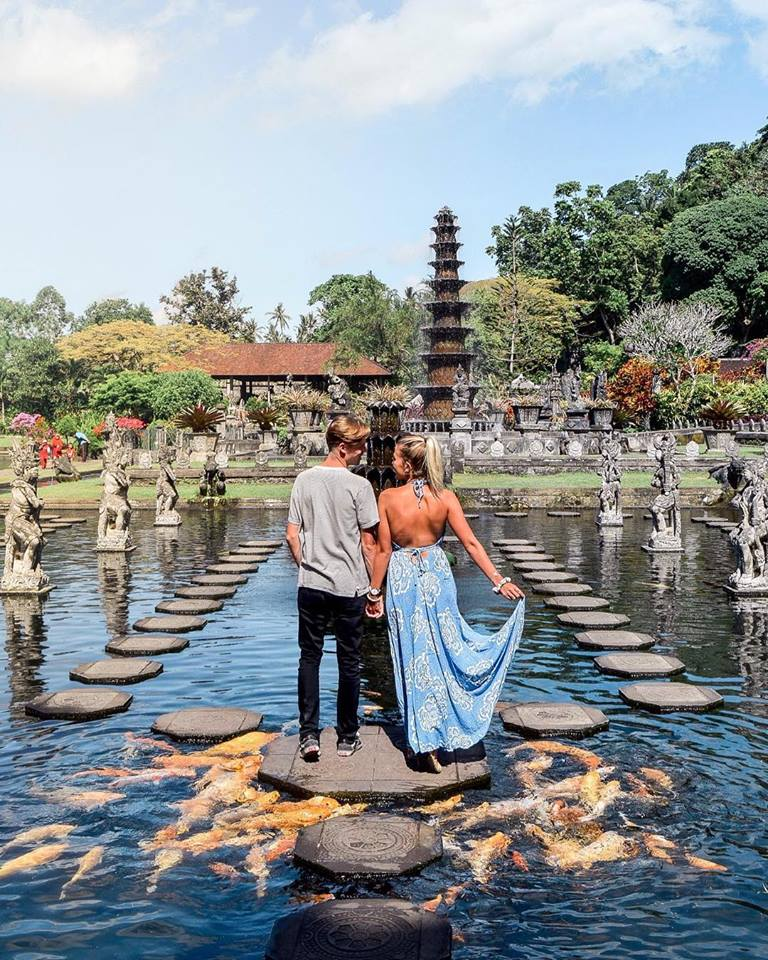 Tirta Gangga Royal Water Garden: The Most Instagrammable Places In Bali