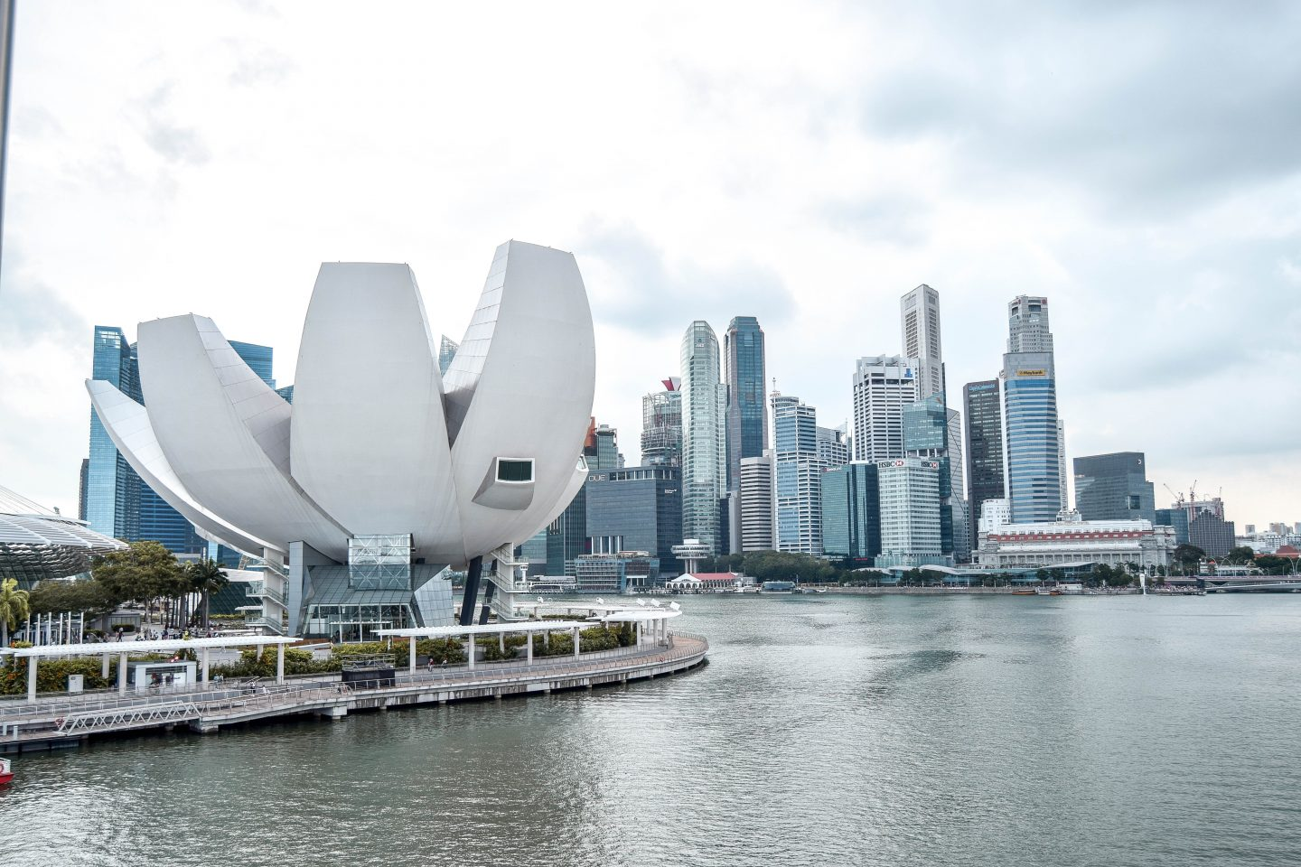 Wanderers & Warriors - Art Science Museum Marina Bay - Best Things To Do In Singapore Itinerary