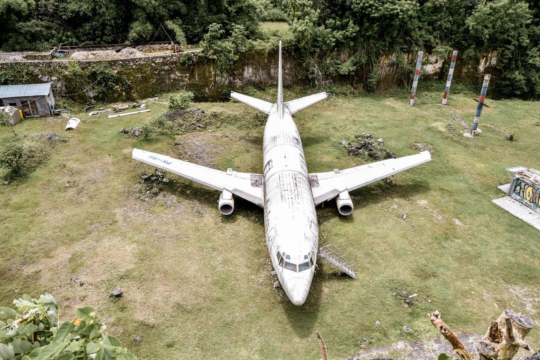 Abandoned Plane Bali Kuta Things To Do In Uluwatu