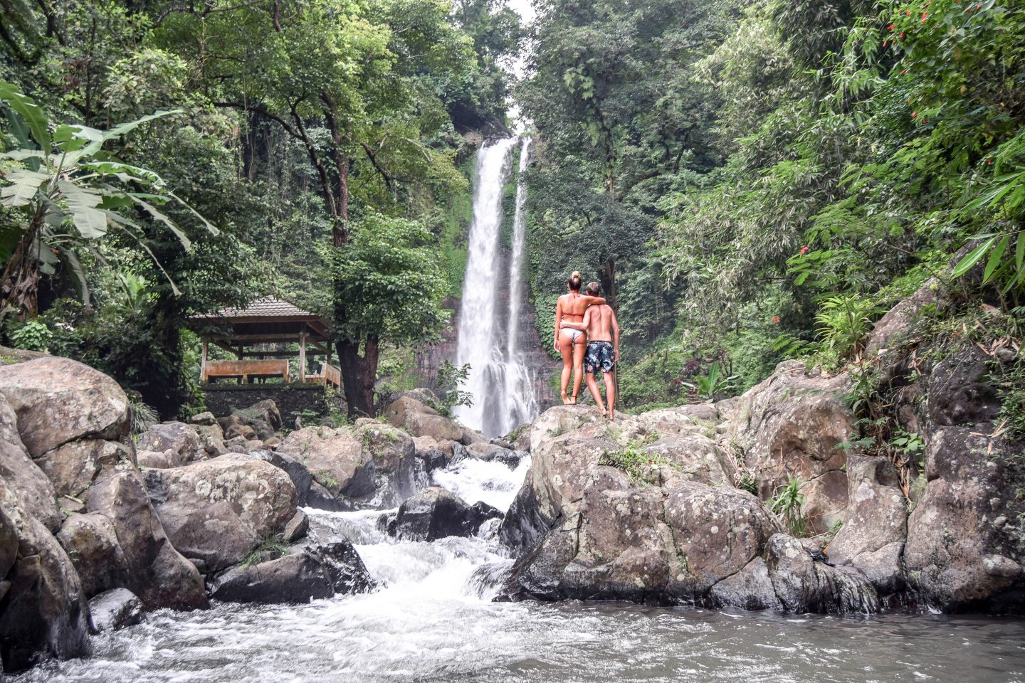 Gitgit Waterfall Bali Waterfalls Best Waterfalls In Bali