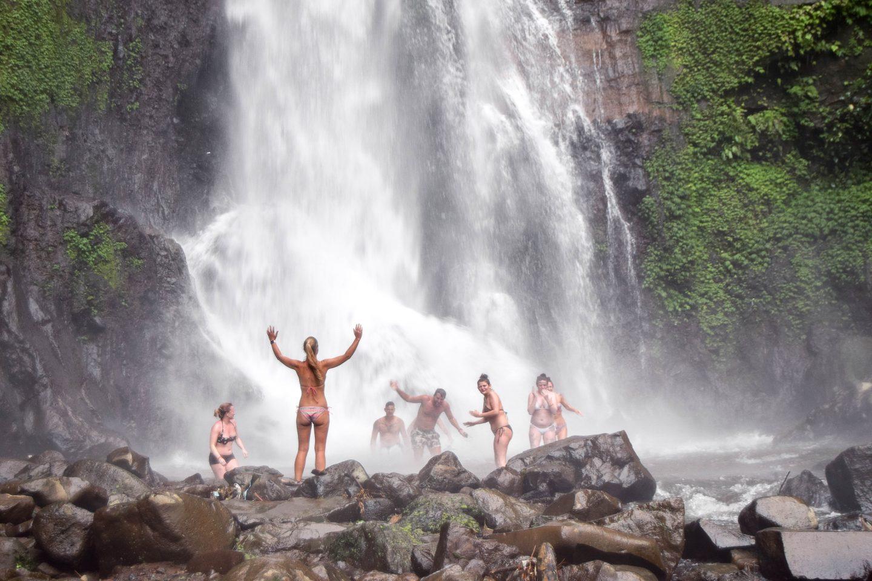 Gitgit Waterfall Bali Waterfalls Best Waterfalls In Bali