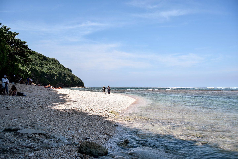 Green Bowl Beach Bali Best Bali Beaches Best Uluwatu Beaches