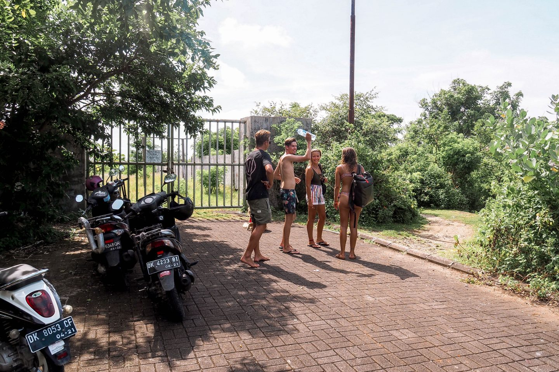 Wanderers & Warriors - Charlie & Lauren UK Travel Couple - Karang Boma Cliff – Uluwatu Cliff Spot Bali – Where To Find It + More - Things to do in Uluwatu - bali cliff