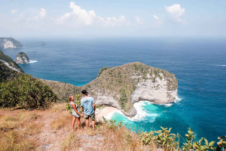 Kelingking Beach Nusa Penida Beaches Bali
