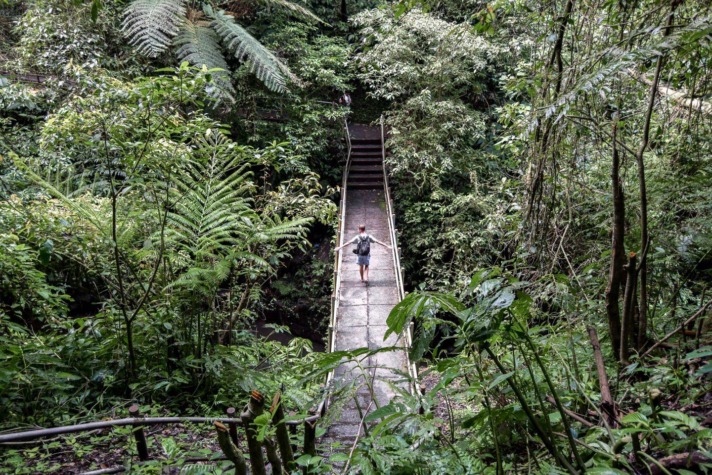 Nungnung Waterfall Bali Waterfalls Best Waterfalls In Bali