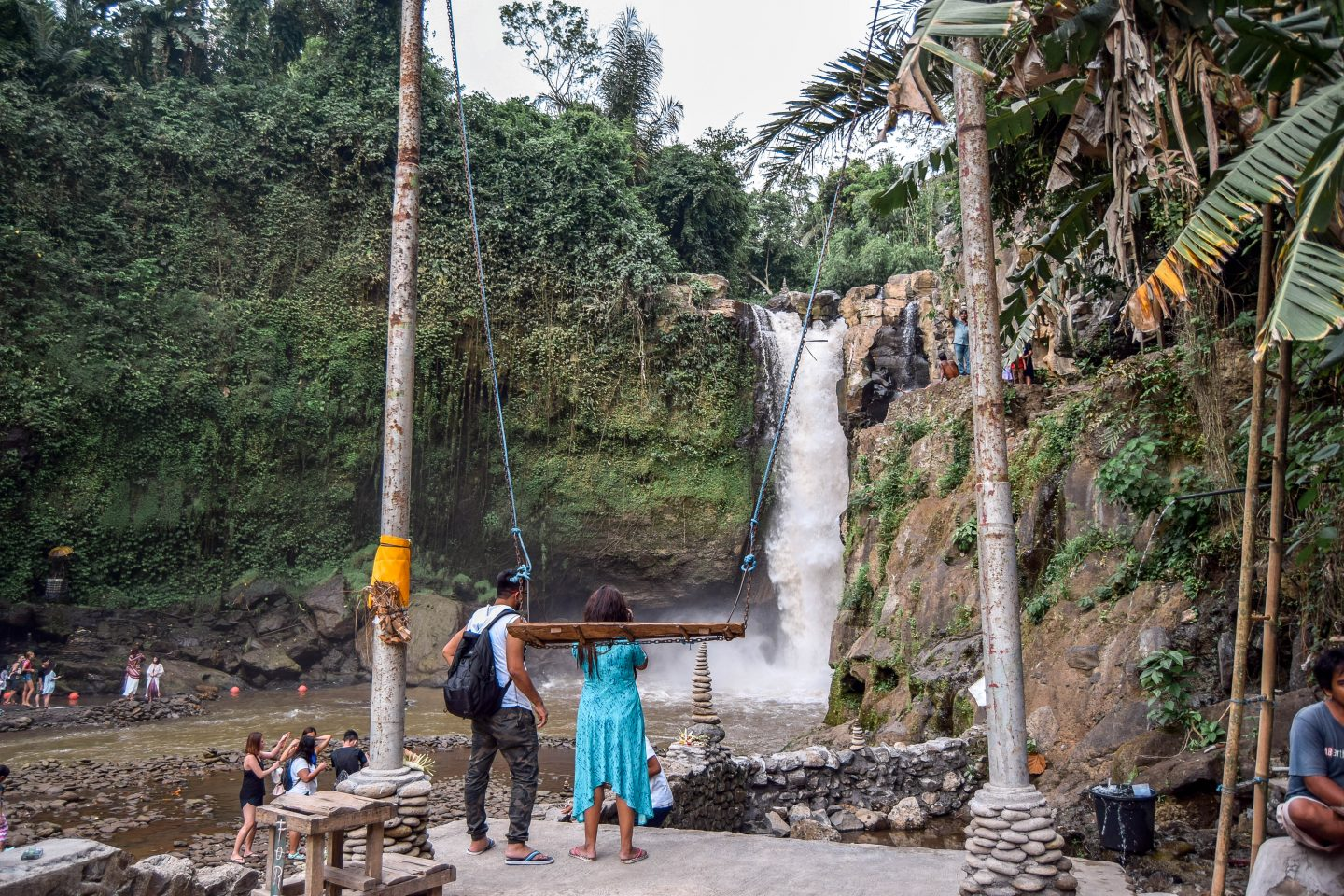 Wanderers & Warriors - Tegenungan Waterfall Bali - All You Need To Know