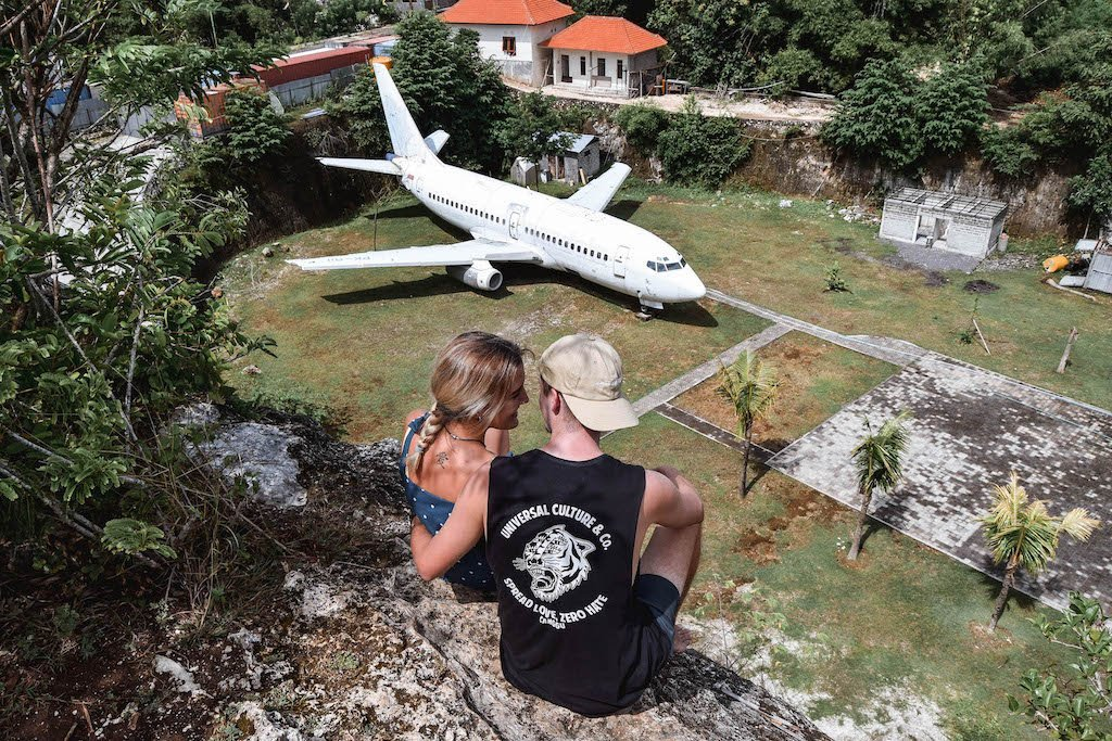 The Abandoned Plane In Bali A Complete Guide To Visiting Wanderers Warriors