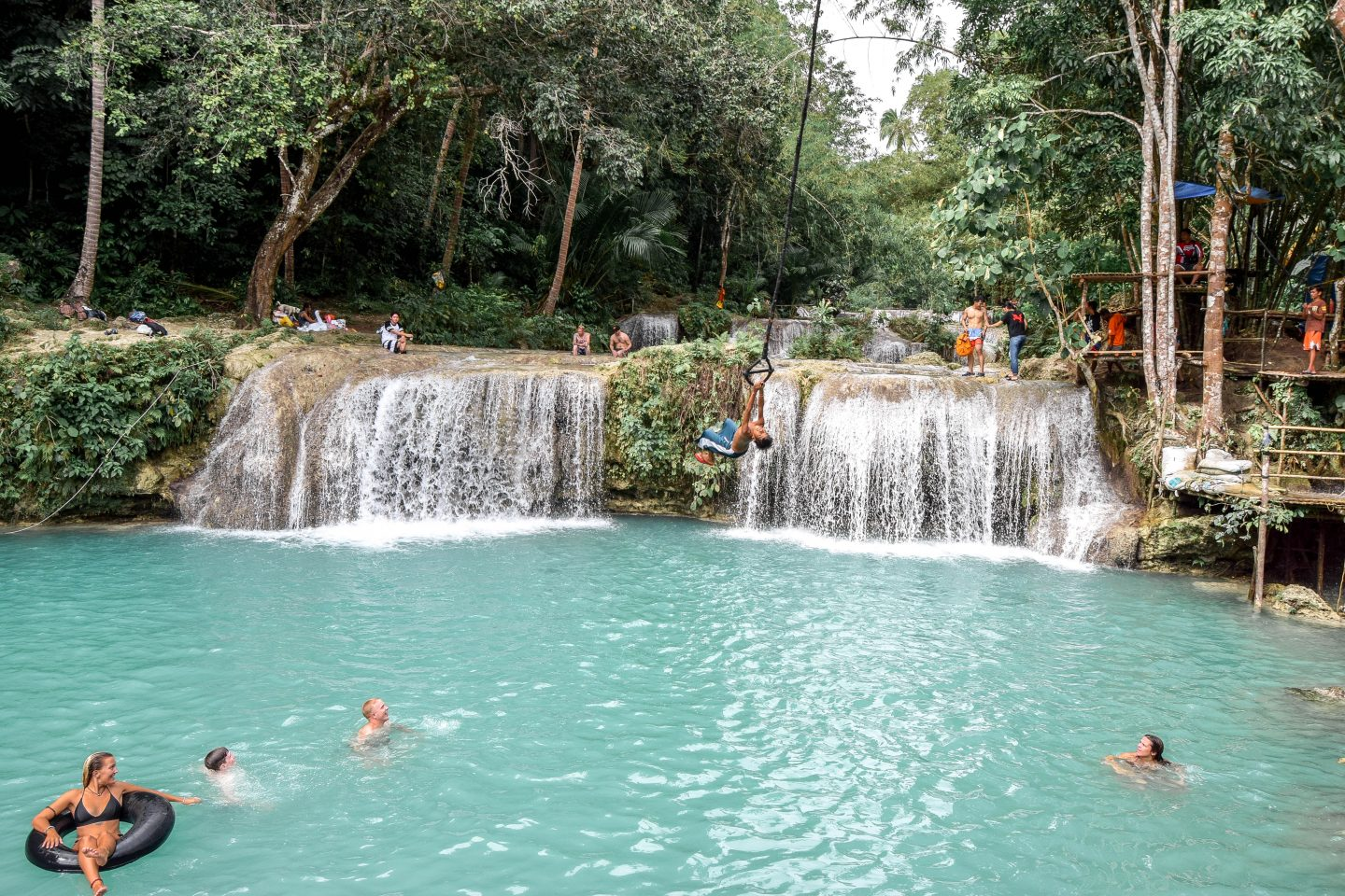 Cambugahay Falls Siquijor – A Tourist Guide