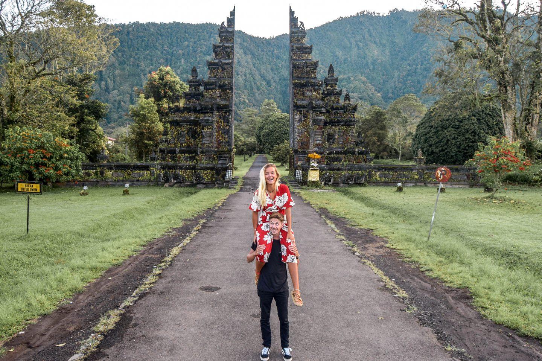 Bali Gates – The Famous Handara Golf & Resort