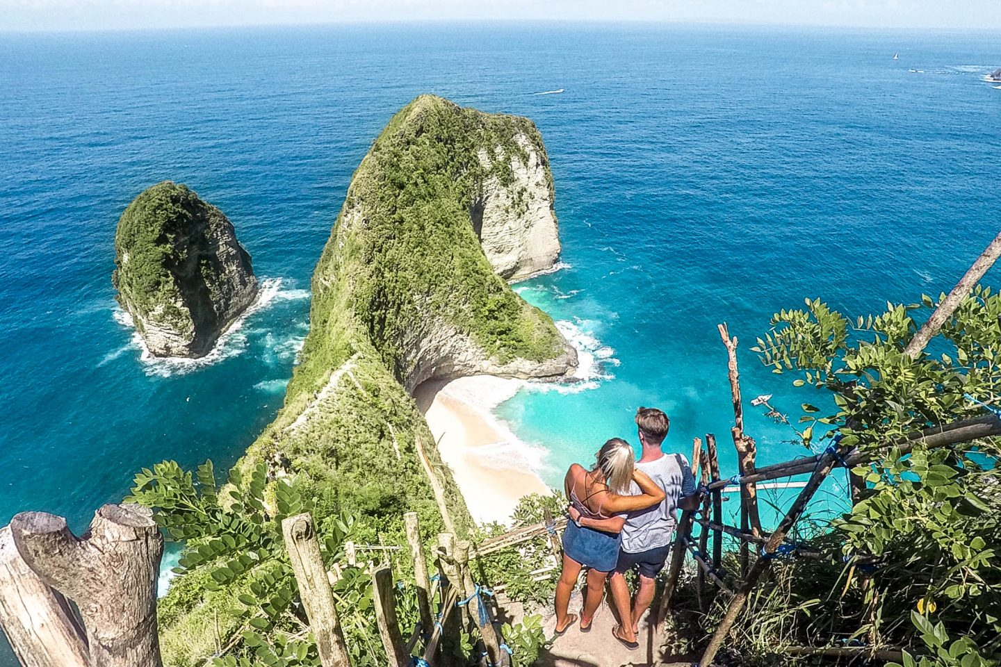 Kelingking Beach Nusa Penida Best Beaches In Bali Bucket List