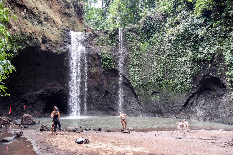Tibumana Waterfall Bali Waterfalls Near ubud