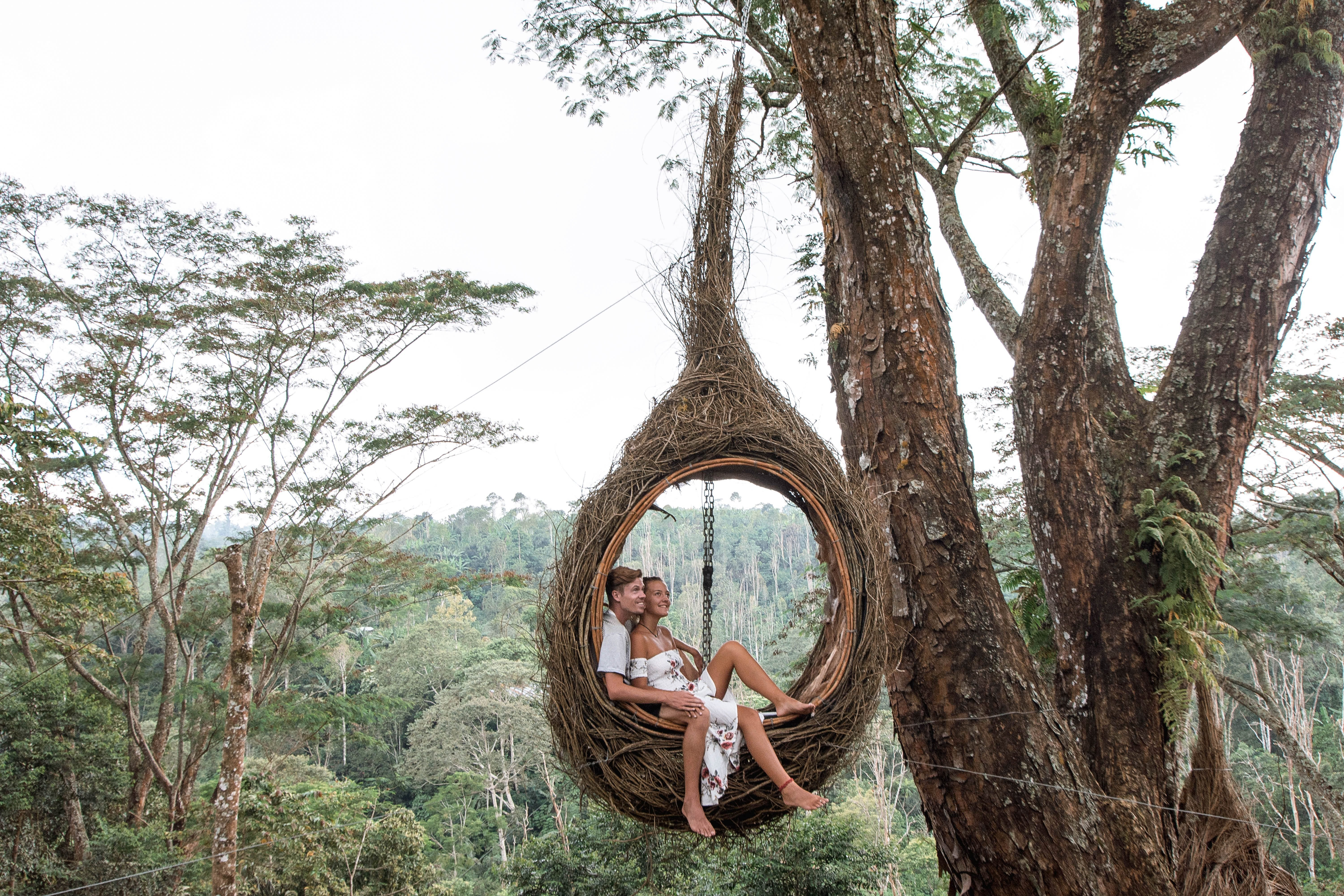 Wanagiri Hidden Hills Bali Swing Bali Nest things to do in munduk