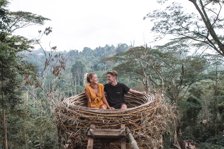 Wanagiri Hidden Hills The Famous Bali Swing Wanderers