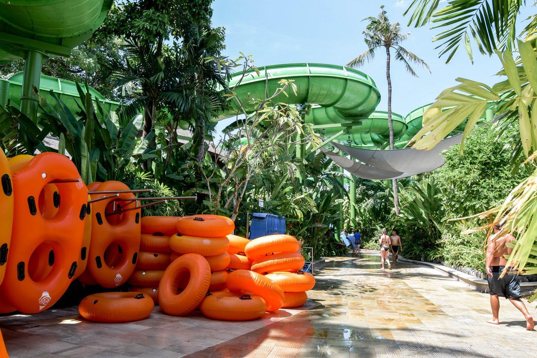 Wanderers & Warriors - Waterbom Bali - The Best Waterpark In Bali - best waterpark in asia - Waterbom Bali rides