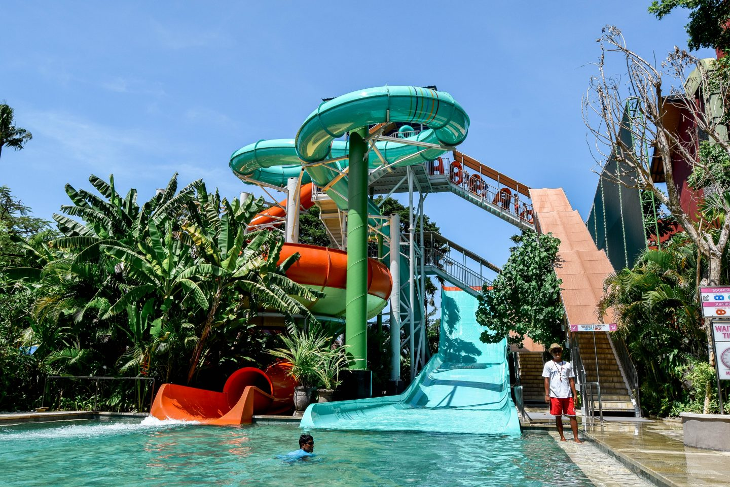 Waterbom Bali Waterpark Best Waterpark In Bali Bucket List