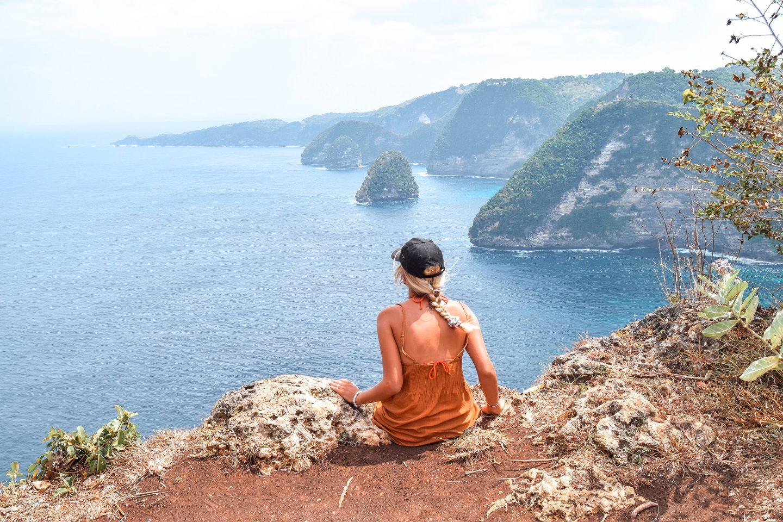 Banah Cliff Point Nusa Penida Bali Banah Cliff Nusa Penida Viewpoint