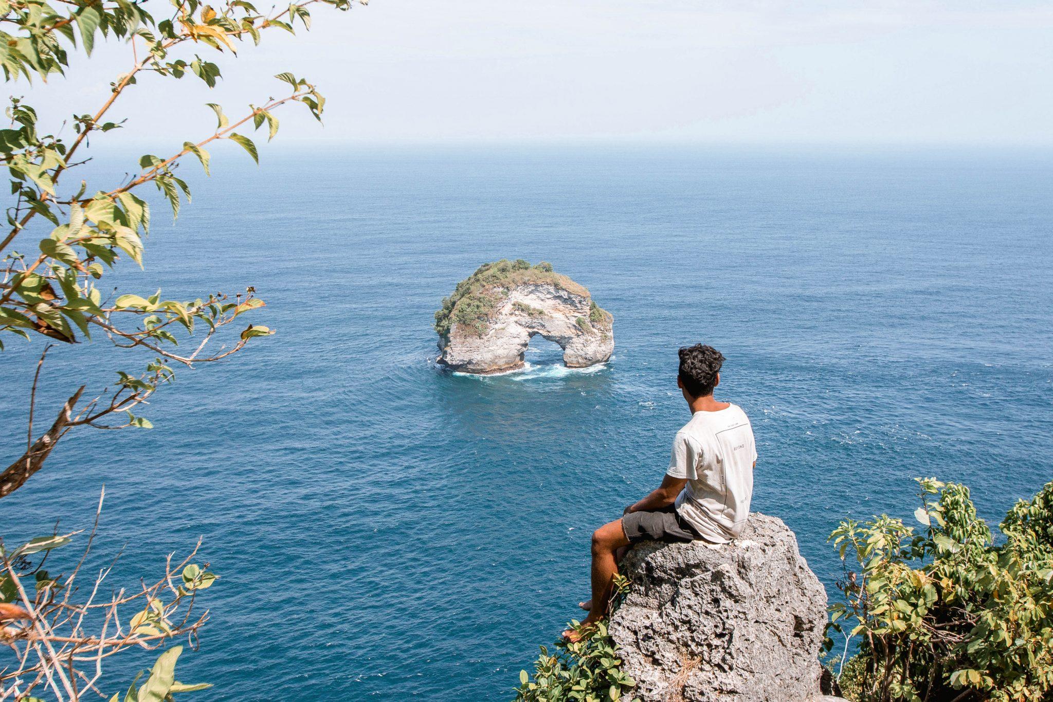 Wanderers & Warriors - Banah Cliff Point Nusa Penida Bali - viewpoint nusa penida viewpoint - cliff nusa penida cliff