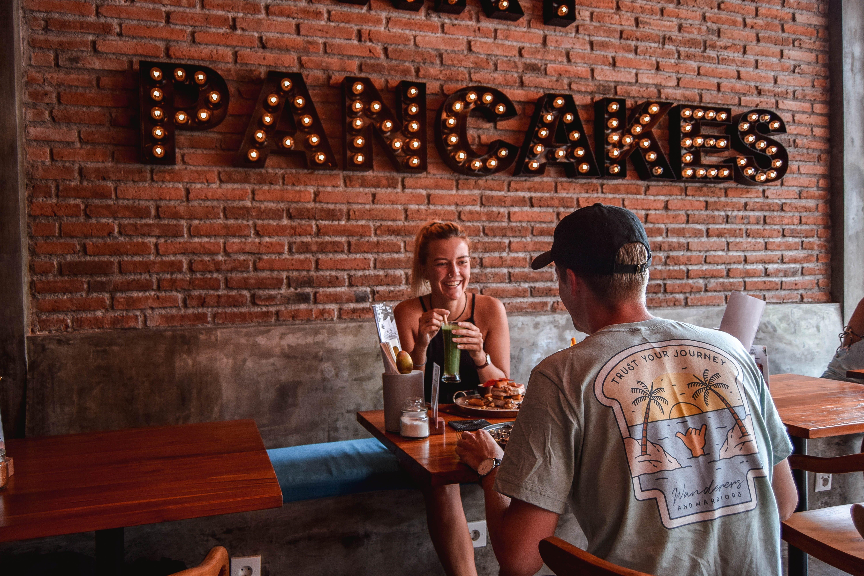 Funky Pancakes Canggu Best Restaurants In Canggu Restaurants Canggu Cafes