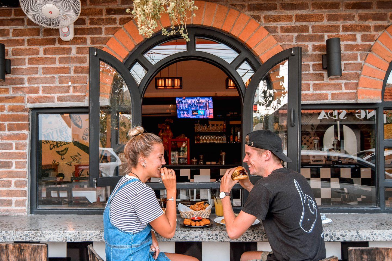 Fatboy's Burger Bar Seminyak Best Restaurants In Seminyak Balitaurants - Best Restaurants In Seminyak