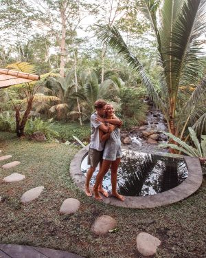 Wanderers & Warriors - Charlie & Lauren UK Travel Couple - Hideout Bali - Hideout Beehive - Hideout Lightroom - treehouse bali - quirky accommodation - airbnb bali airbnb