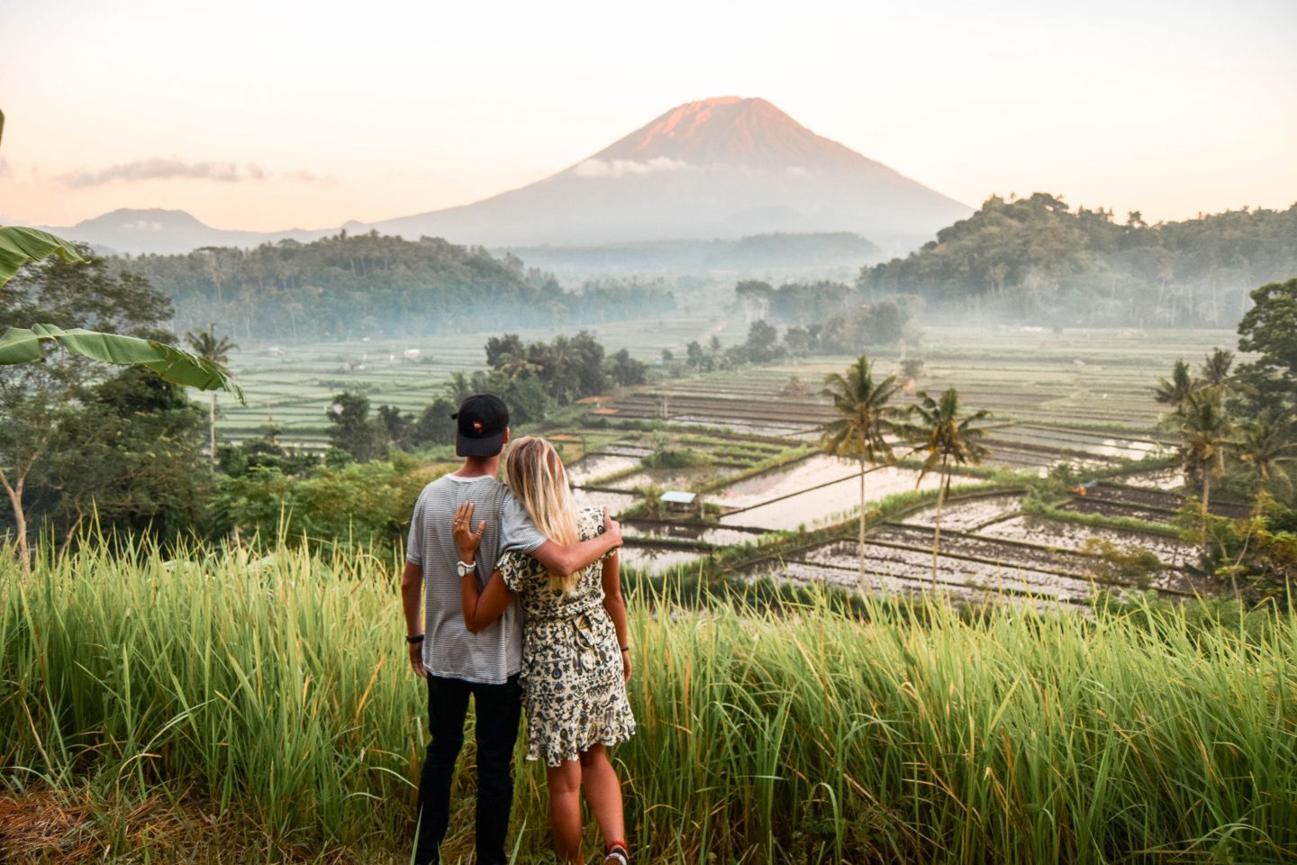 Bukit Cinta Mount Agung Sunrise Viewpoint Bali Bucket List