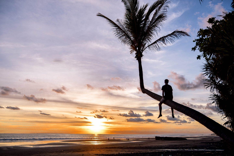 Beaches In Canggu Beaches Pasut Beach Bali Sunset Black Sand Beach Bali
