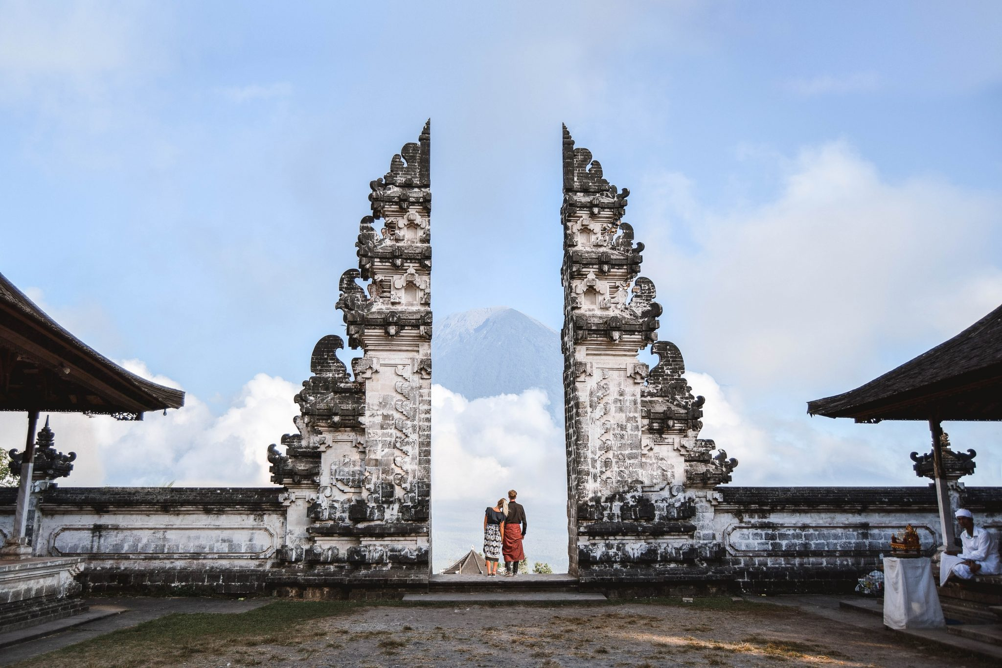 Wanderers & Warriors - Charlie & Lauren UK Travel Couple - Pura Lempuyang Bali - The Gateway To Heaven - Bali Temple - Pura Lempuyang Luhur - Pura Luhur Lempuyang - Pura Lempuyang Door - Pura Lempuyang Temple - Bali Gate - Bali Gateway To Heaven
