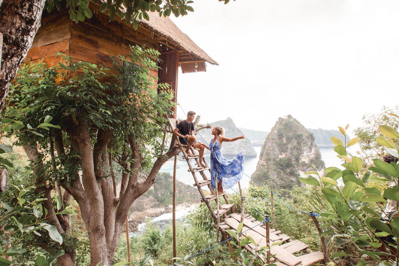 Rumah Pohon Treehouse Nusa Penida Treehouse Bali