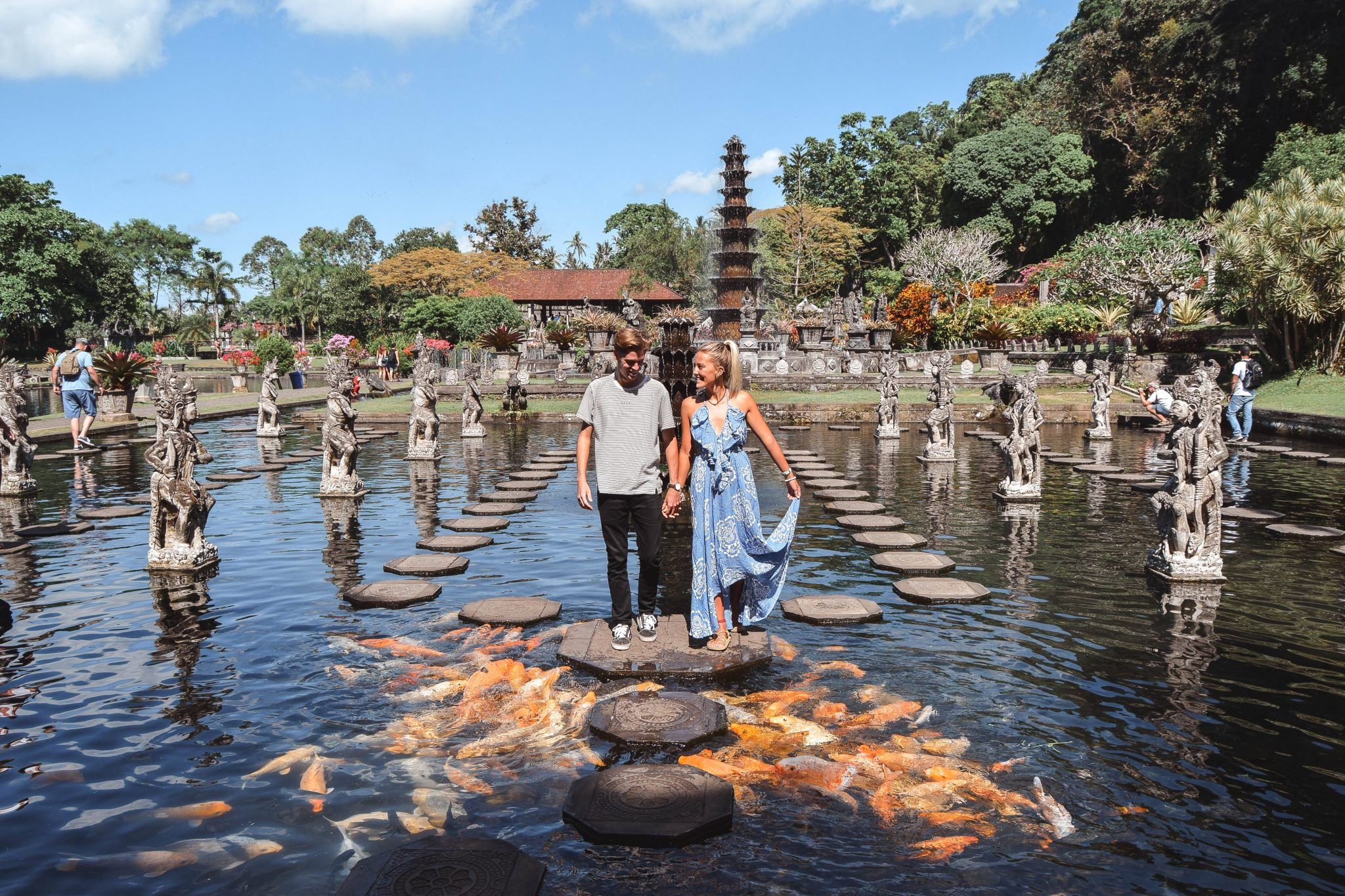 Tirta Gangga Water Palace A Complete Guide Wanderers Amp Warriors